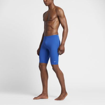 Nike Poly Core Solid Men's Swim Jammer
