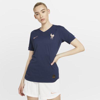 Camiseta de fútbol para mujer FFF 2019 Vapor Match Home
