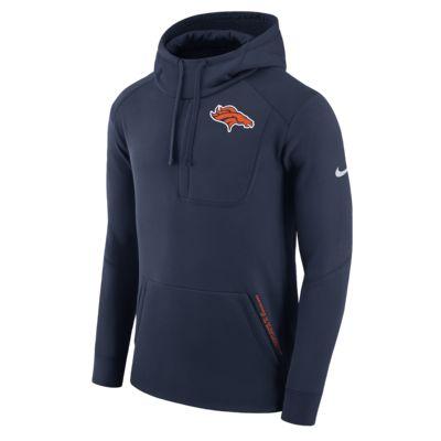 Nike Fly Fleece (NFL Broncos) - hættetrøje til mænd