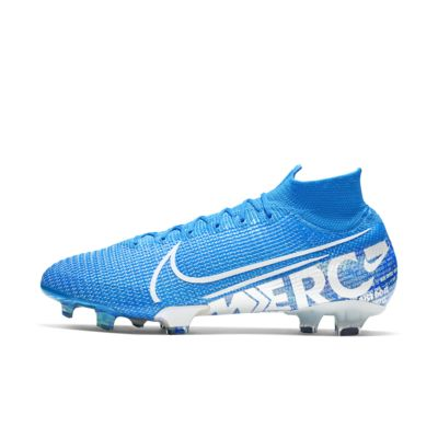 Футбольные бутсы для игры на твердом грунте Nike Mercurial Superfly 7 Elite FG  - купить со скидкой