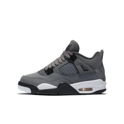 Air Jordan 4 Retro Big Kids' Shoe
