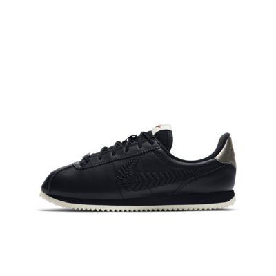 Nike Cortez Basic Premium Embroidered Schuh für ältere Kinder