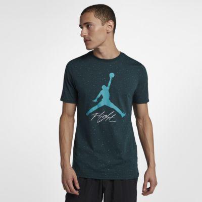 เสื้อยืดผู้ชาย Jordan Sportswear Flight Cement