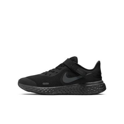 Nike Revolution 5 FlyEase løpesko til store barn (vid)