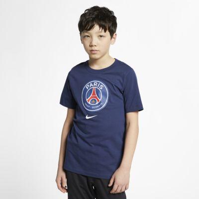 Playera para niños talla grande Paris Saint-Germain