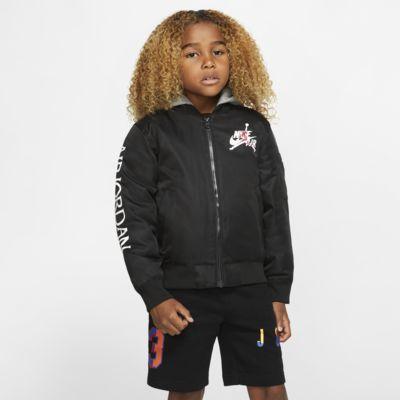 Veste aviateur à capuche Jordan Jumpman pour Jeune enfant