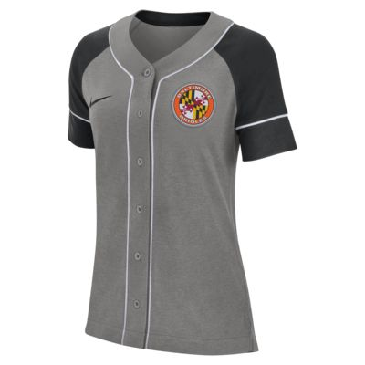 Nike Dri-FIT (MLB Orioles) Women's Baseball Jersey