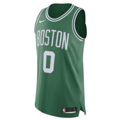 Jayson Tatum Icon Edition Authentic (Boston Celtics) Men's Nike NBA Connected Jersey