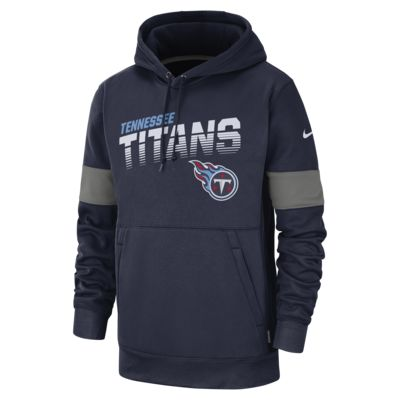 Nike Therma (NFL Titans) Men's Hoodie