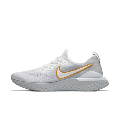 Nike Epic React Flyknit 2 By You Sabatilles personalitzables de running - Dona