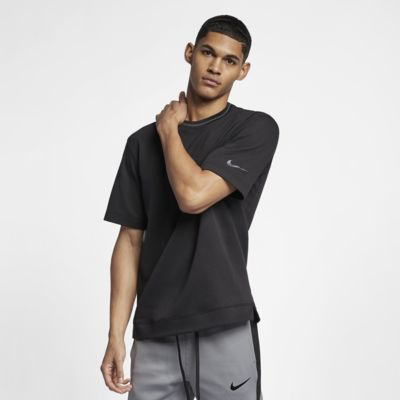 Nike Dri-FIT Kurzarm-Basketball-Oberteil für Herren