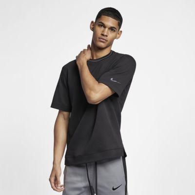 Haut de basketball à manches courtes Nike Dri-FIT pour Homme