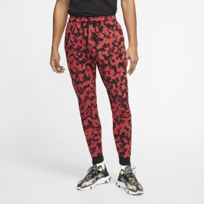 Nike Sportswear Tech Fleece mintás férfi szabadidőnadrág
