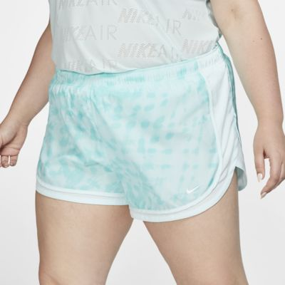 Nike Tempo Women's Printed Running Shorts (Plus Size)