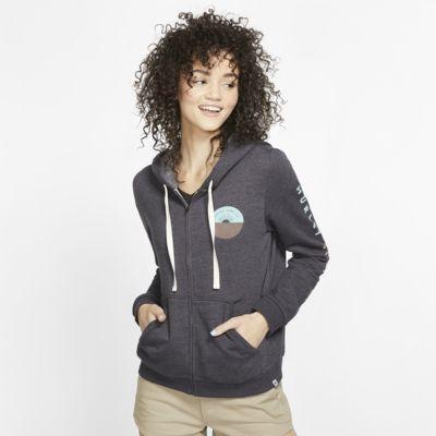 Sudadera con capucha de tejido Fleece para mujer Hurley Horizon Perfect