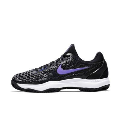 NikeCourt Zoom Cage 3 Erkek Toprak Kort Tenis Ayakkabısı