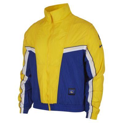 Golden State Warriors Nike Men's NBA Tracksuit Jacket