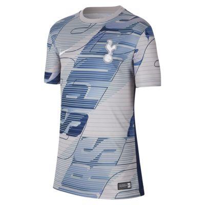 Prenda para la parte superior de fútbol de manga corta para niño Tottenham Hotspur