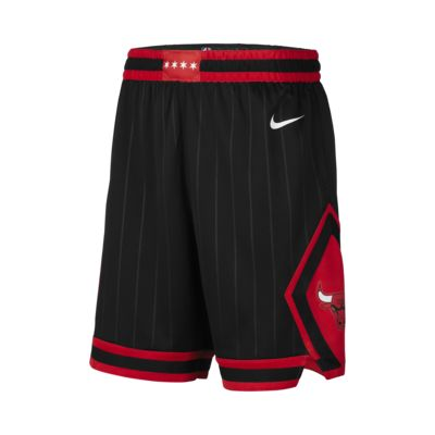 Shorts Nike de la NBA para hombre Chicago Bulls Statement Edition Swingman
