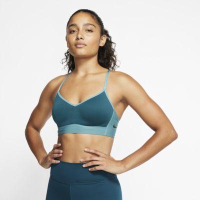 Nike Breathe Women's Light-Support Sports Bra