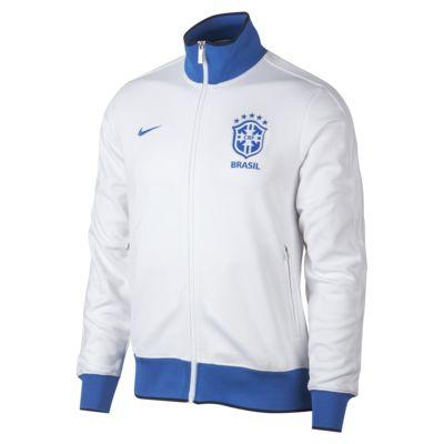 Track jacket Brasil CBF N98 - Uomo