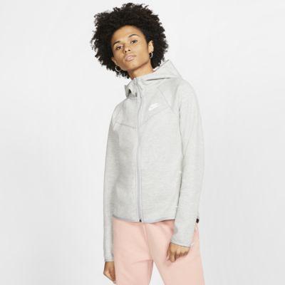 Nike Sportswear Windrunner Tech Fleece–hættetrøje med lynlås til kvinder