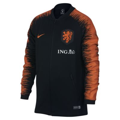 Netherlands Anthem Chaqueta de fútbol - Niño/a. Nike.com ES