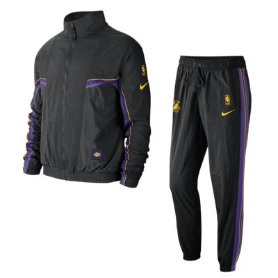 Los Angeles Lakers Nike Men's NBA Tracksuit