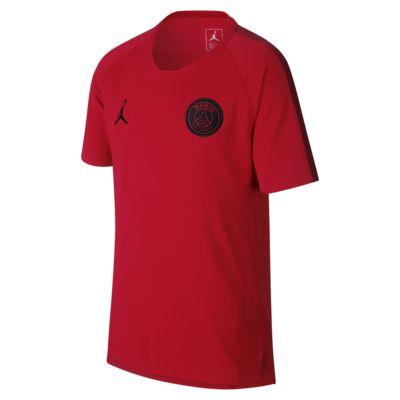 Top de fútbol para niños talla grande Paris Saint-Germain Breathe Squad