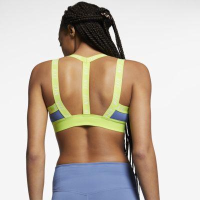 Nike Indy enyhe tartást adó női sportmelltartó