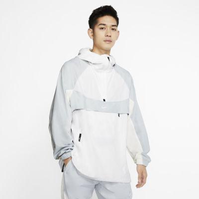 Chamarra con capucha de tejido Woven Nike Sportswear