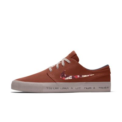 Custom Nike Zoom Stefan Janoski RM Premium By You-skatersko