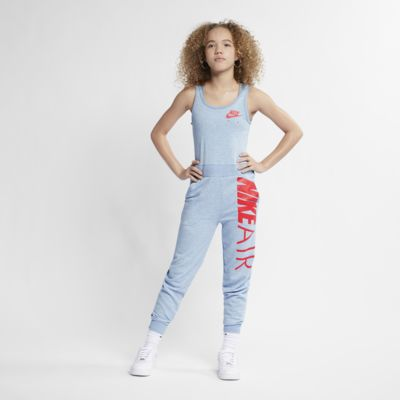 Nike Air Big Kids' (Girls') Jumpsuit