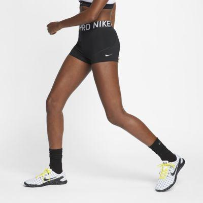 กางเกงขาสั้น 3 นิ้วผู้หญิง Nike Pro