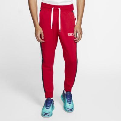 Fleecebyxor Nike Air för män