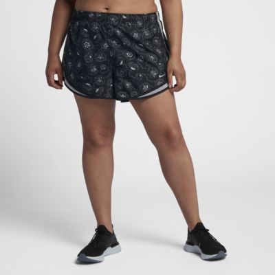 Nike Tempo (Plus Size) Women's Printed Running Shorts