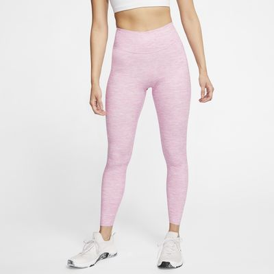 Tights entrançadas Nike One Luxe para mulher