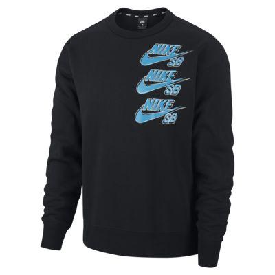 Nike SB Icon skateoverdel i fleece til herre