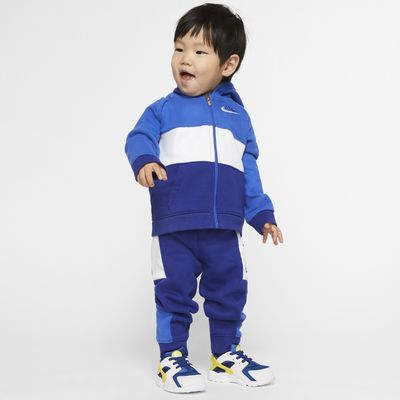 Nike Air Baby (12-24M) Hoodie and Joggers Set