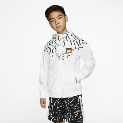 Jacka Nike Sportswear Windrunner för ungdom (killar)