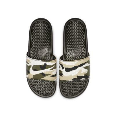 Nike Benassi JDI Printed Herren-Badeslipper
