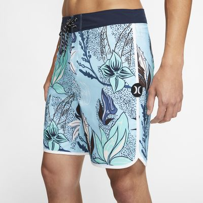 Shorts de playa de 46 cm para hombre Hurley Phantom Domino
