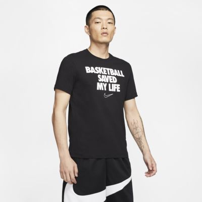 Nike Dri-FIT 'My Life' Basketbalshirt voor heren