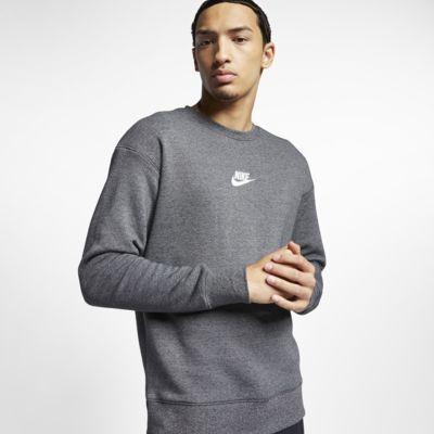 Maglia a girocollo in fleece Nike Sportswear Heritage - Uomo