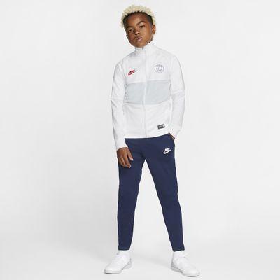 Survêtement de football Nike Dri-FIT Paris Saint-Germain Strike pour Enfant plus âgé