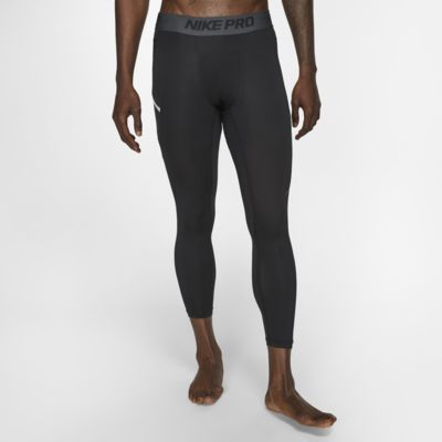 Nike Pro 男款 3/4 籃球緊身褲