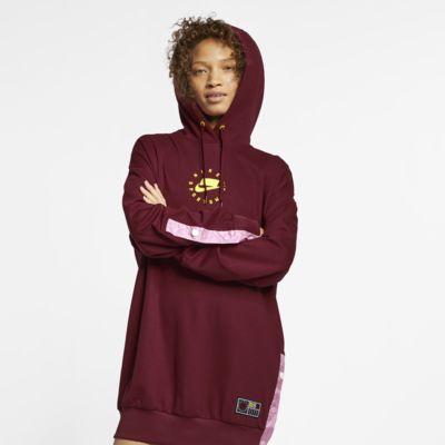Nike Sportswear NSW 女子连帽连衣裙
