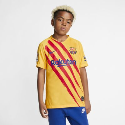 Maillot de football FC Barcelona Stadium Fourth pour Enfant plus âgé