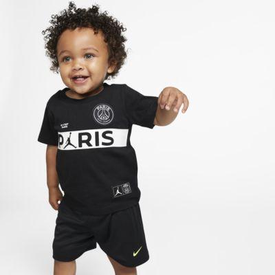 Tee-shirt à manches courtes PSG pour Petit enfant