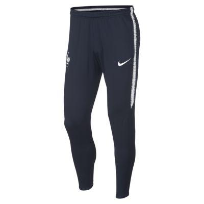 Ανδρικό ποδοσφαιρικό παντελόνι FFF Dri-FIT Squad